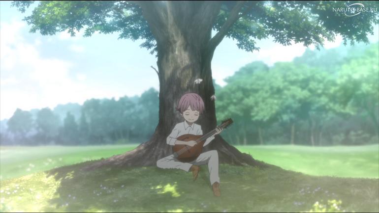 Кадр из аниме.