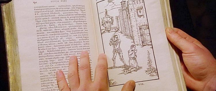 Книга Девятые врата