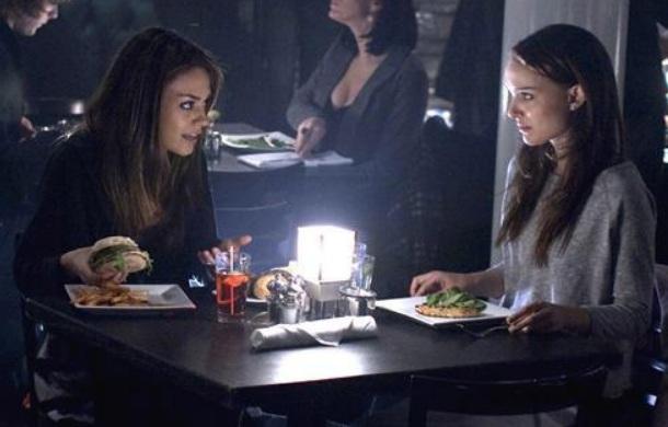 Нина и Лили ужинают