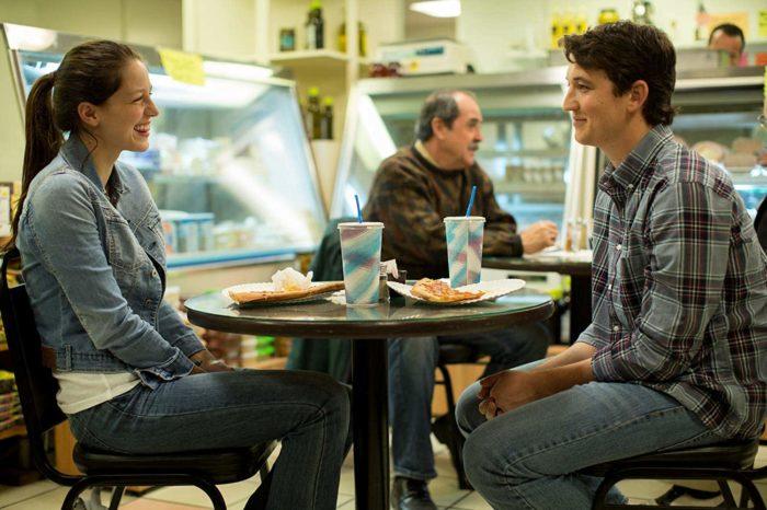 встреча Эндрю с девушкой